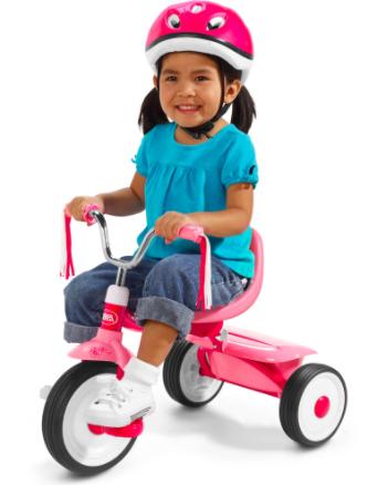 Jente på sykkel_liten